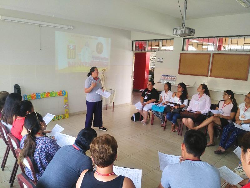 Inducción a docentes nuevos