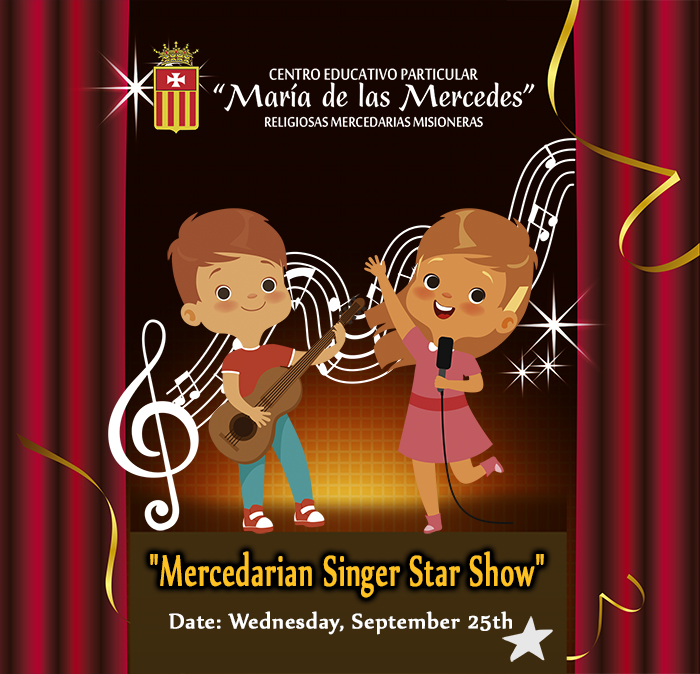 Mercedarian Singer Star Show