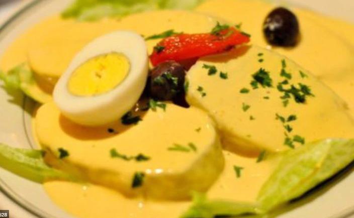 Menú Cafetería Mercedaria Marzo 2020